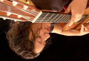 Maritza  y su guitarra 16.05.2008