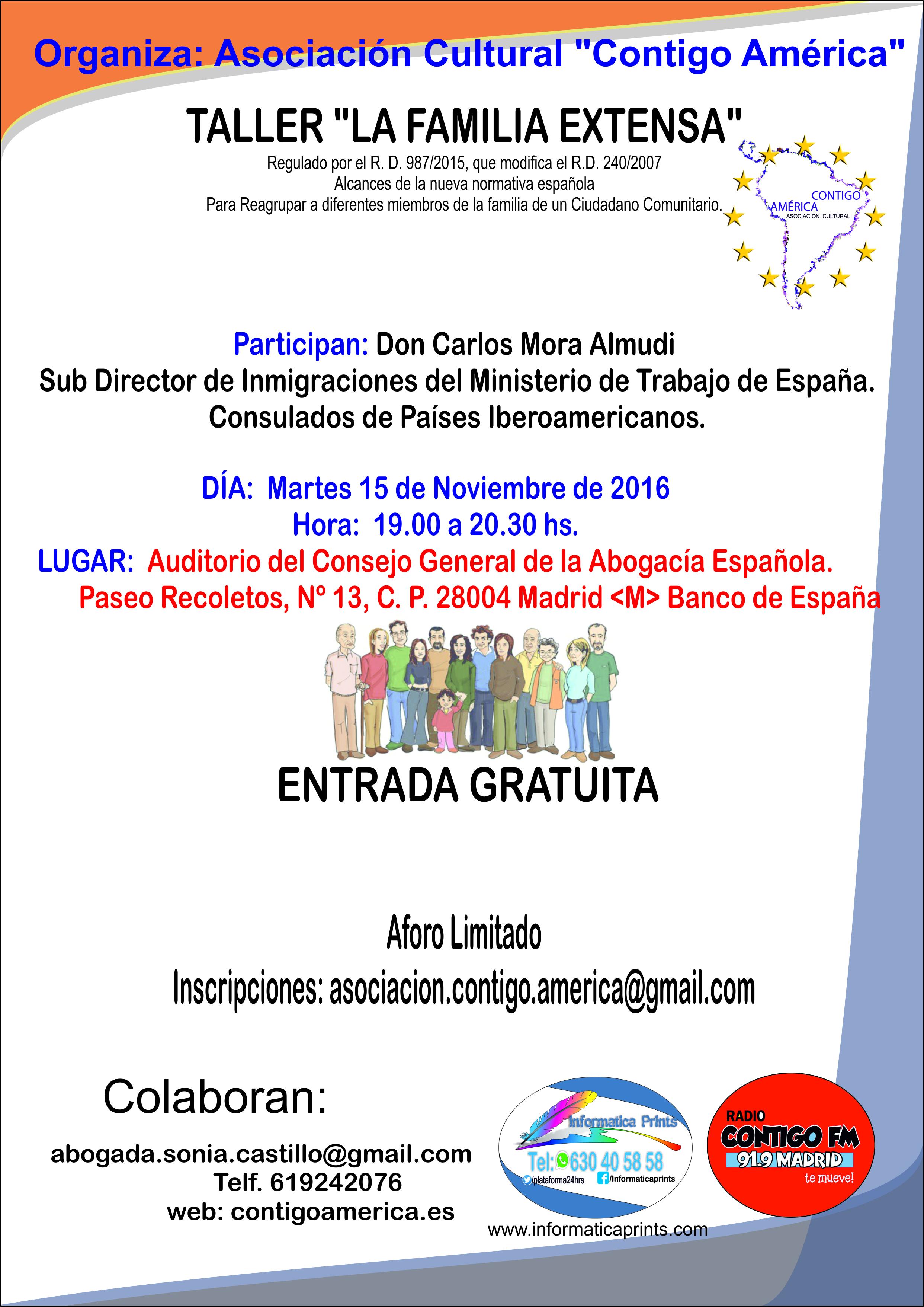 afiche-taller-la-familia-extensa-15-noviembre-2016