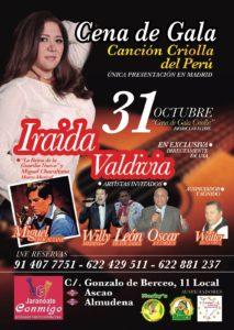 afiche-iraida-valdivia-31-octubre-2016